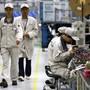 Chinesische Industrieunternehmen spüren den Einfluss des Coronavirus. Die Stimmung unter Einkaufsmanagern ist im Februar auf den tiefsten Wert seit 16 Jahren gefallen.(Archivbild)