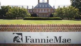 Hauptsitz von Fanny Mae in Washington D.C.