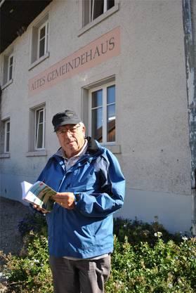 Peter Bircher (CVP, Wölflinswil) ist Träger des Fricktalerpreises. Er sass von 1990 bis 1999 im Nationalrat.nbo