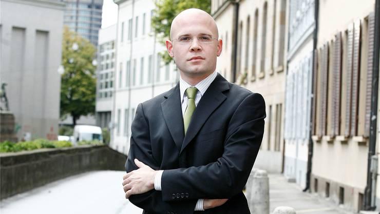 Hat mit seiner Polizei alle Hände voll zu tun: FDP-Regierungsrat Baschi Dürr.