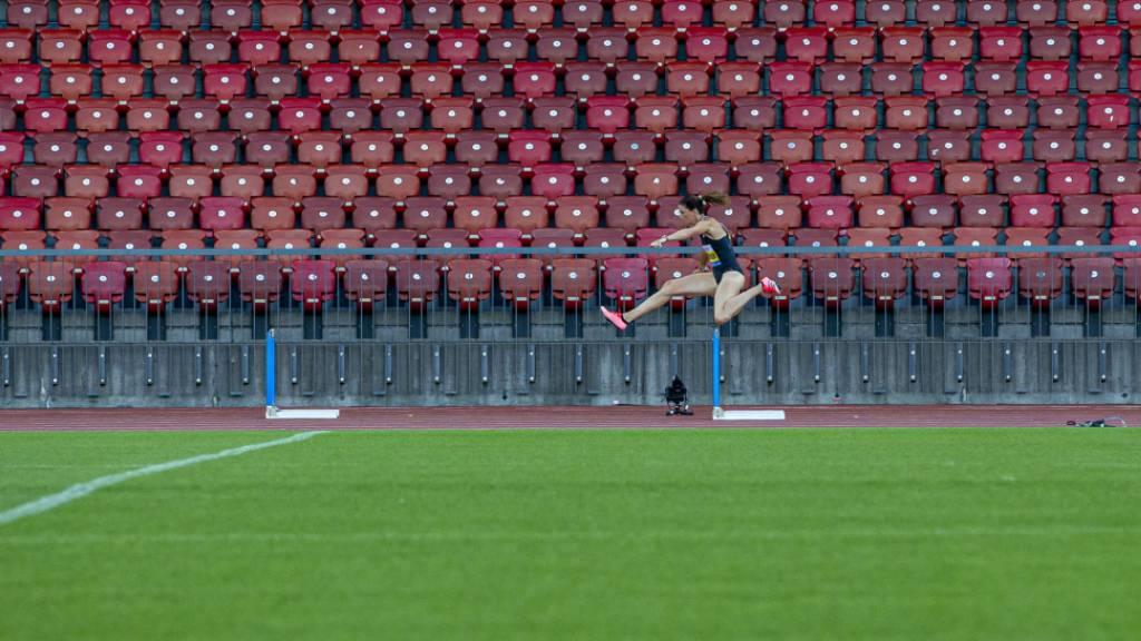 Leichtathletik als TV-Event lässt Coronakrise kurz vergessen