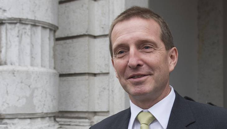 Oberstaatsanwalt Hansjürg Brodbeck