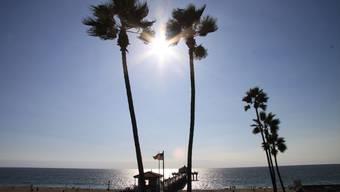 Der schönste Strand laut Baders, Manhattan Beach in LA.