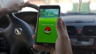 Die Entwickler von Pokémon Go haben ihr erstes Spiel aufgefrischt (Archivbild).