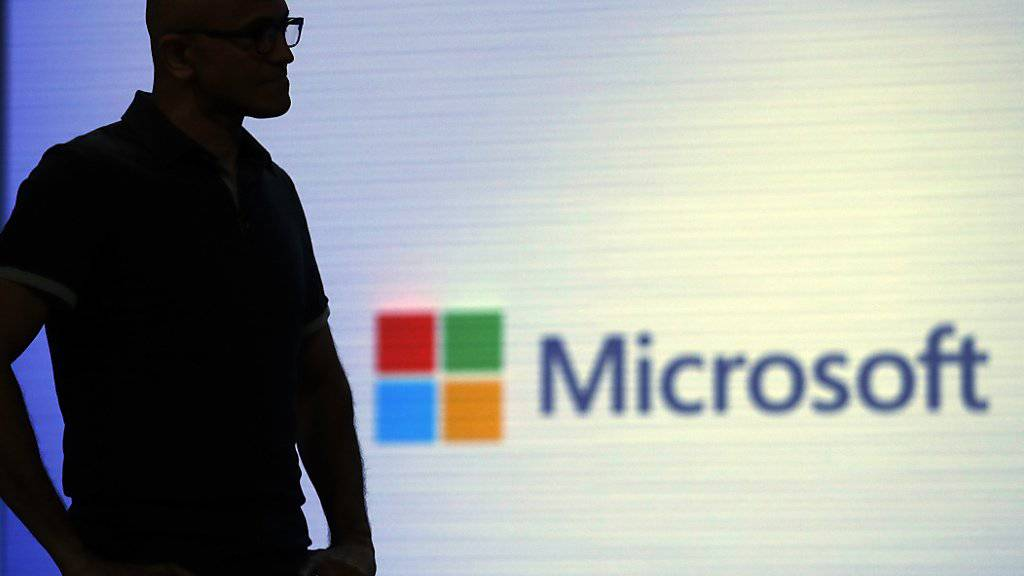 Microsoft steigert Umsatz und Gewinn