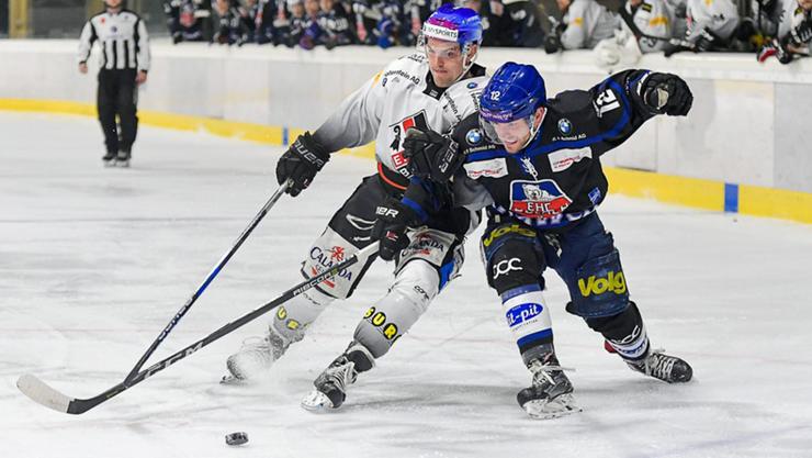 Der EHC Basel verliert in Bülach.