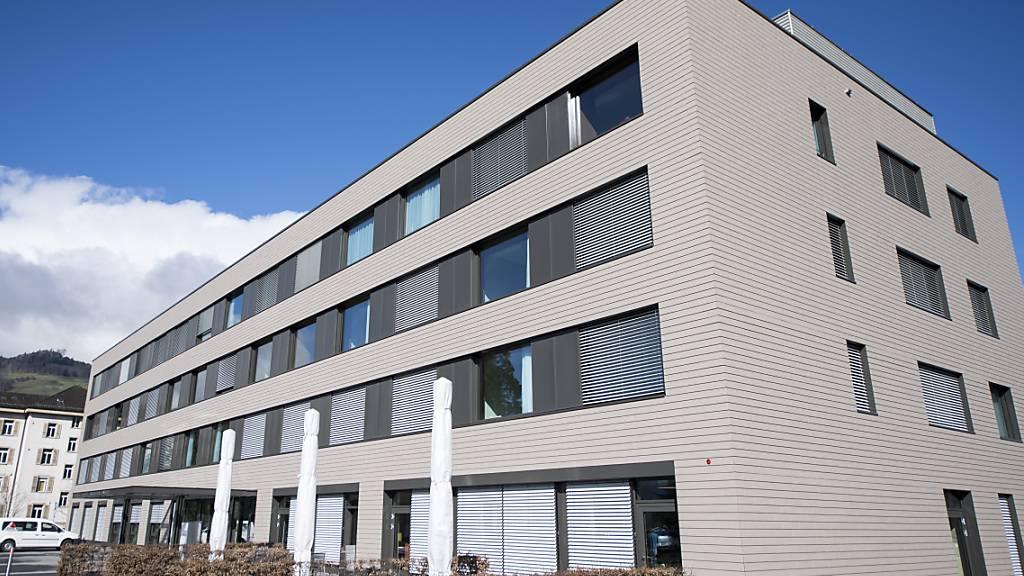 Das Kantonsspital Obwalden in Sarnen steht vor Veränderungen. (Archivaufnahme)