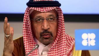 Saudi-Arabien hat am Samstag überraschend seinen Energieminister und jahrelangen Chef des Erdölriesen Saudi Aramco, Khalid al-Falih, abgesetzt. (Archivbild)