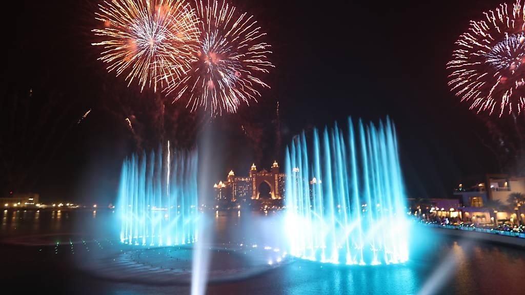 Dubai hat nun auch den grössten Brunnen der Welt