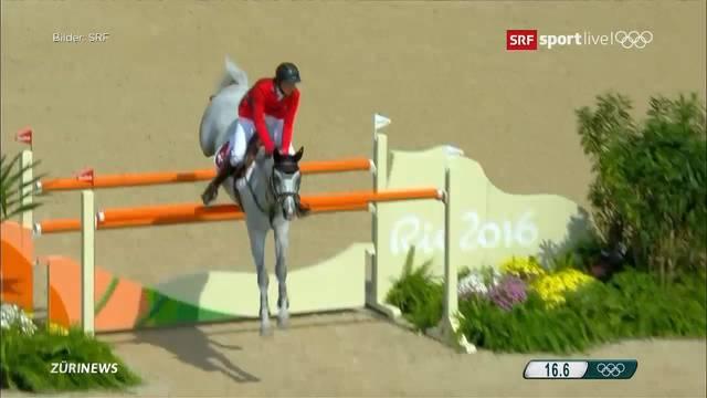 Zwei Schweizer auf Medaillenkurs