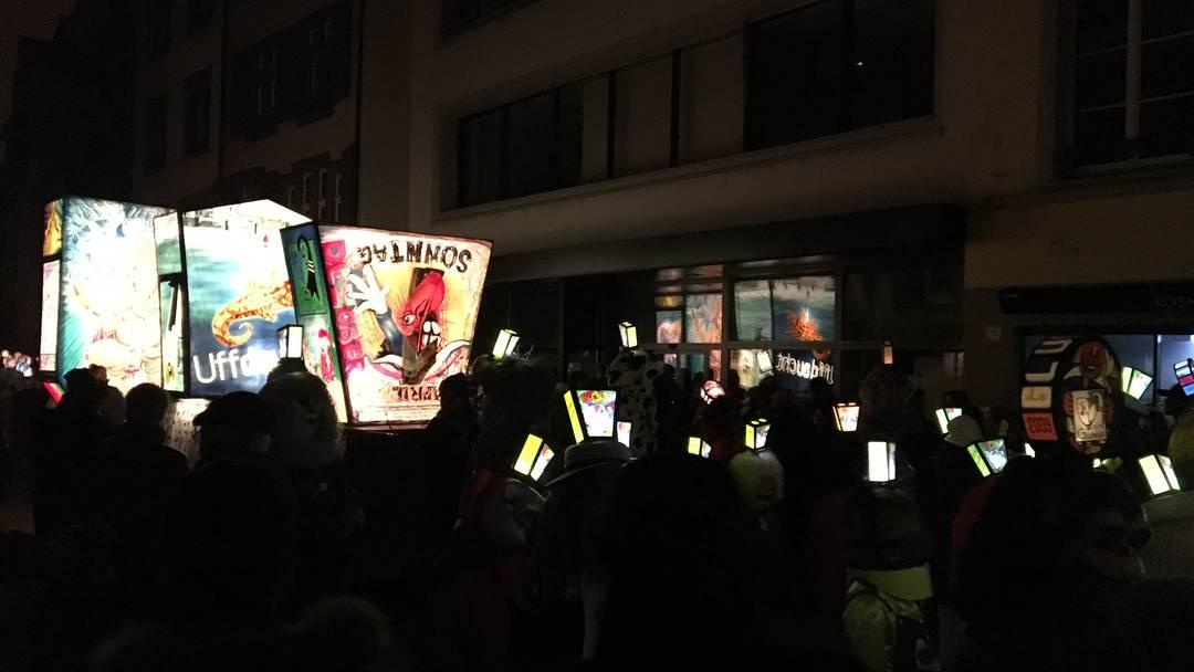 «Morgestraich – vorwärts Marsch!» – In Basel haben die drey scheenschte Dääg begonnen