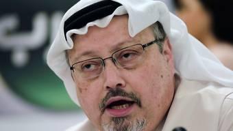 Mehr als zwei Wochen nach dem mysteriösen Verschwinden Khashoggis hat Saudi-Arabien den Tod des saudischen Regimekritikers im Istanbuler Konsulat eingeräumt. (Aufnahme vom Februar 2015).