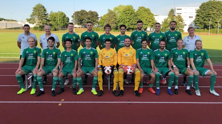 Der FC Mutschellen gehört in dieser Saison zu den Geheimfavoriten.