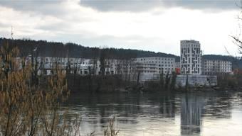 Blick auf den Salmenpark. (Archiv)