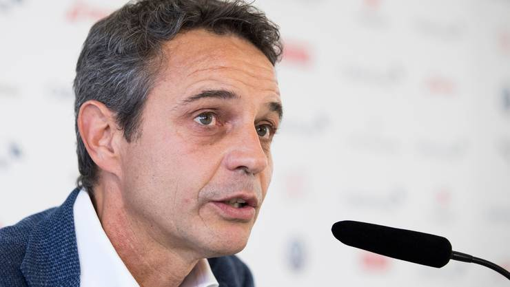 Der ehemalige FC-Basel-Präsident Bernhard Heusler.