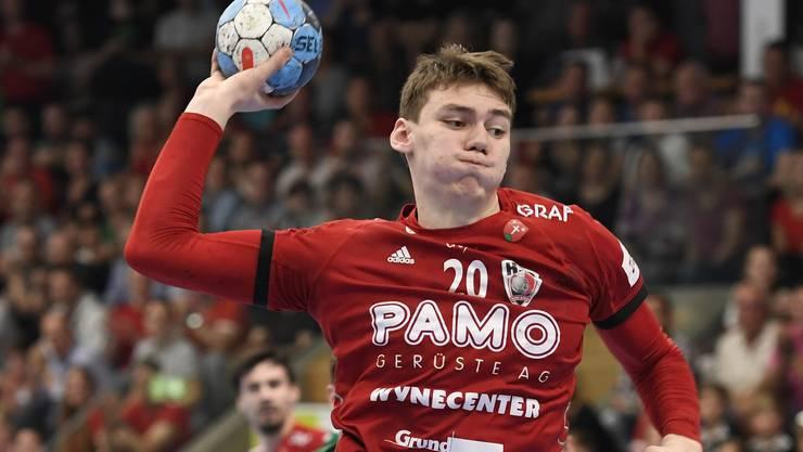 Deutlicher Sieg im Cup-Achtelfinal: Der HSC Suhr Aarau gewinnt souverän gegen den BSV Stans