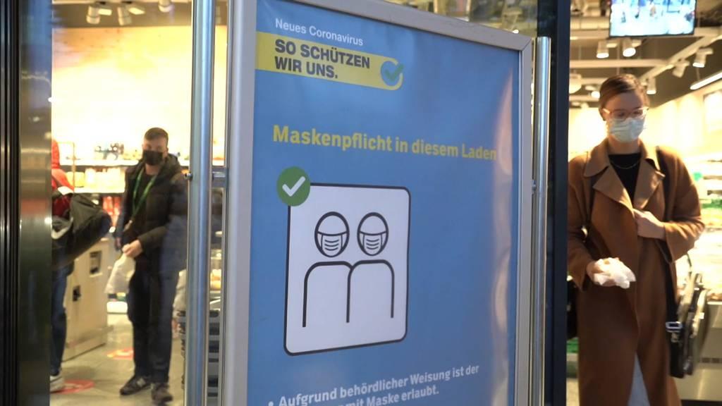 Maskenpflicht: Der Kanton Bern verschärft die Corona-Massnahmen
