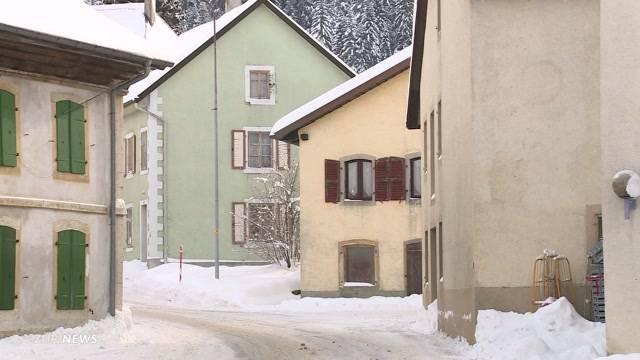 Eiszeit in der Schweiz