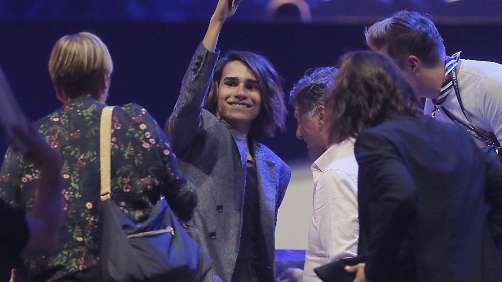 Führt die Serie erfolgreich fort: Isaiah Firebrace singt Australien am ESC in den Final.