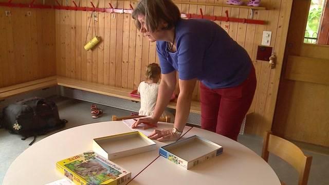 Wie wird Mundart im Kindergarten durchgesetzt