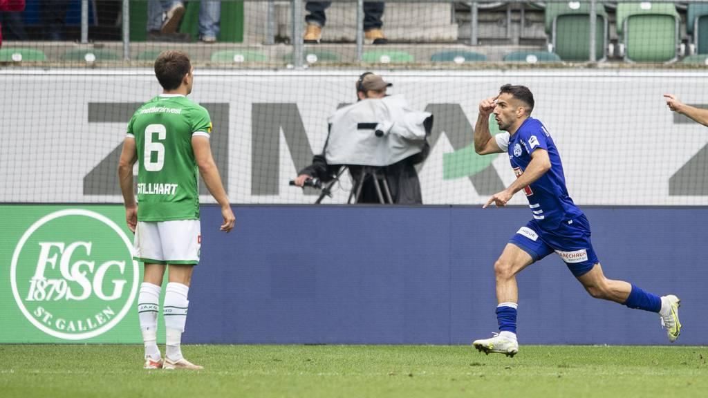 FCL erkämpft sich in Cupfinal-Revanche ein 2:2