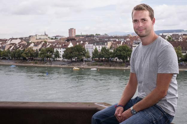 Wunderlin auf der Pfalz: Am 1. September verlässt der 30-Jährige Basel.
