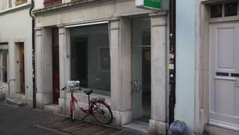 An der Judengasse soll ein Pop-Up-Laden entstehen. (Archiv)