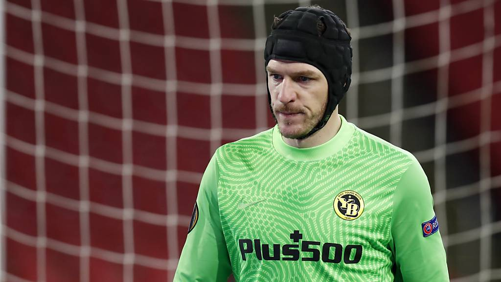 Guillaume Faivre wird im Achtelfinal der Europa League auch im Rückspiel das Berner Tor hüten