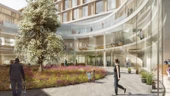 Neubau Kantonsspital Baden