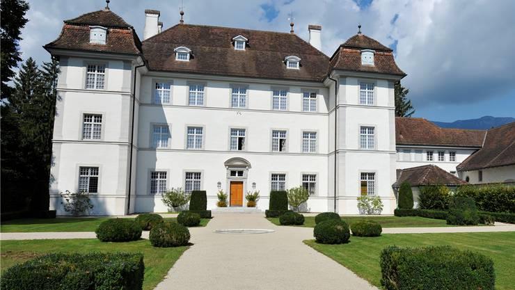 Im Bild der Bischofssitz des Bistums Basel in Solothurn.