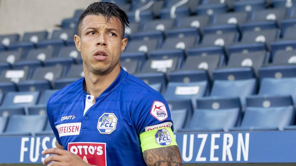 Lucas Alves verlässt den FC Luzern