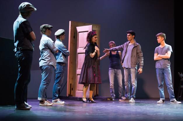 Theater ist als Live-Erlebnis: bald wieder möglich.