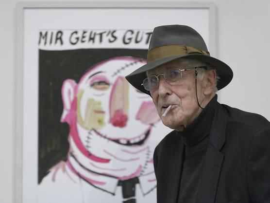 Der französische Zeichner und Karikaturist Tomi Ungerer ist im Alter von 87 Jahren gestorben. Der vor allem für seine Kinderbücher bekannte Elsässer starb in Irland im Haus seiner Tochter.