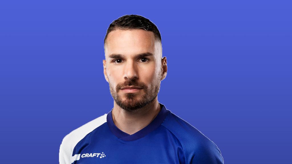 Stürmer Dejan Sorgic ist der neue Captain