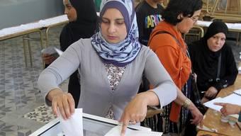 Die Wahlbeteiligung in Algerien war hoch