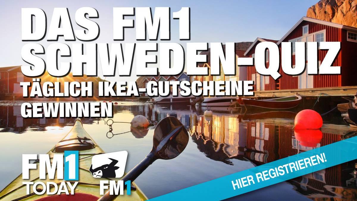 Das FM1 Schweden-Quiz