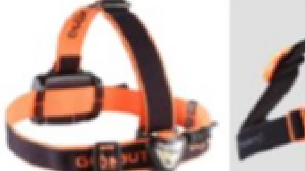 Die Stirnlampe OnNight 410, erhältlich bei Decathlon, kann einen Brand oder Verbrennungen verursachen. Der Sportartikelverkäufer ruft das Produkt daher zurück.