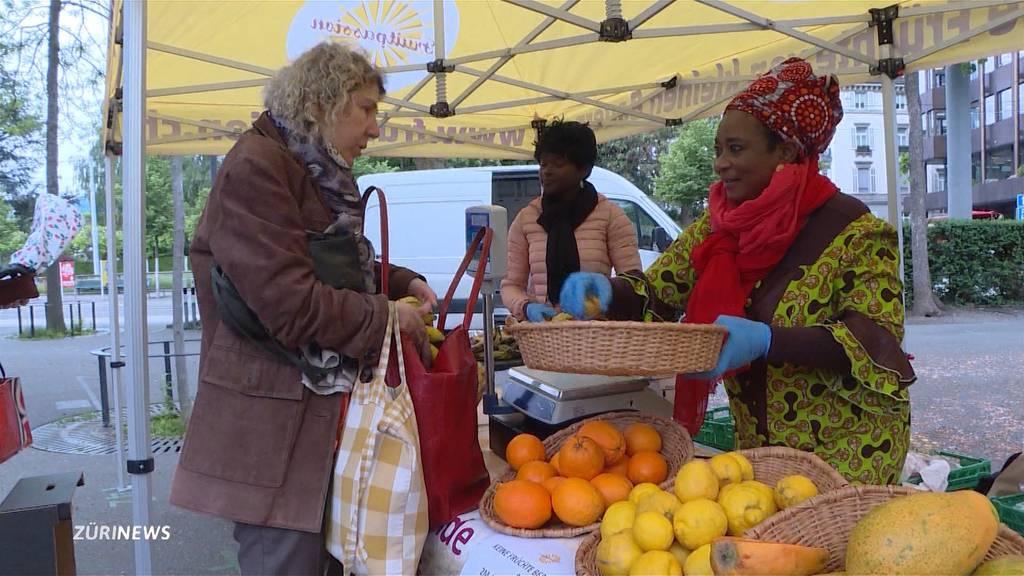 Bauern freuen sich über Wiedereröffnung der Märkte