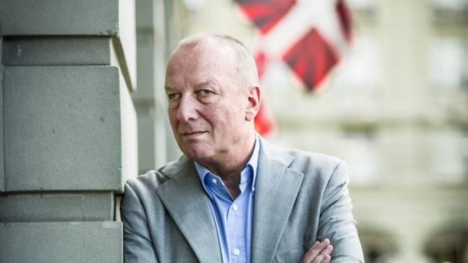 Roger de Weck ist seit 2011 Generaldirektor der SRG. Foto: Chris Iseli