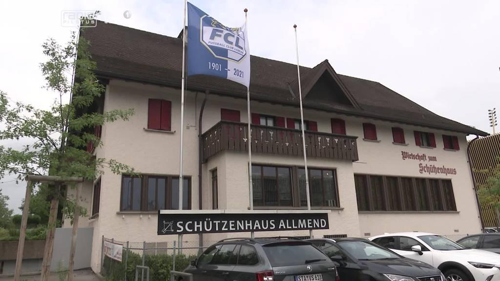 Der FC Luzern übernimmt das Restaurant Schützenhaus