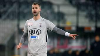 Stefan Maierhofer bleibt beim FC Aarau.
