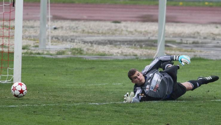 Andreas Hirzel ist zurück beim FC Vaduz.