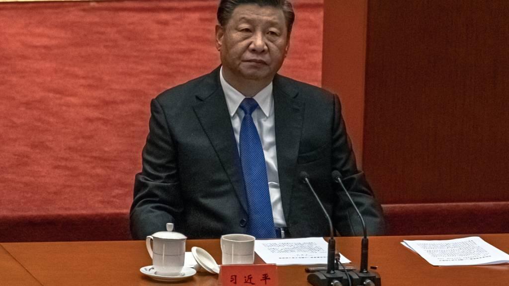 Will den Banken in seinem Land stärker auf die Finger schauen und damit der Korruption und den unlauteren Geschäftspraktiken Einhalt gebieten: Chinas Staatschef  Xi Jinping. (Archivbild)