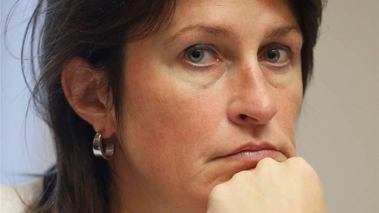 Wie war das? Verkehrsministerin Jacqueline Galant. LAURENT DUBRULE/Key
