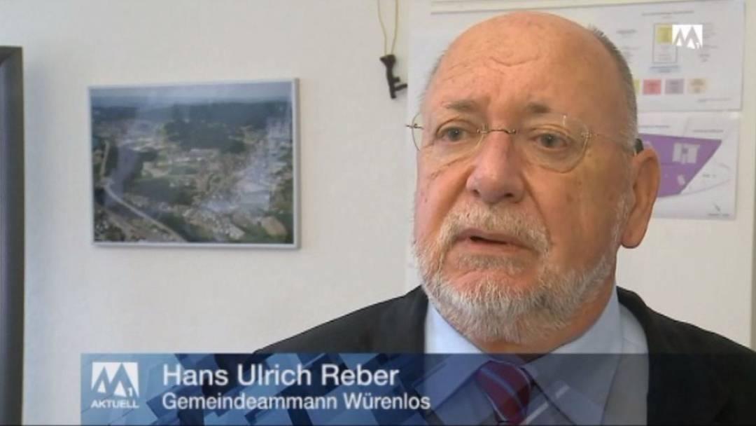 Hans Ulrich Reber mit 68 Ammann von Würenlos