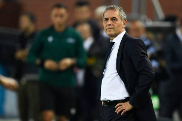 Marcel Koller dürfte mit dem Resultat zufrieden sein. Allerdings hatte sein FCB lange Mühe nach dem Seitenwechsel.