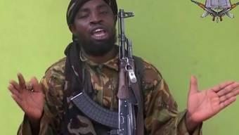 Kopf der Islam-Fanatiker von Boko Haram: Abubakar Shekau
