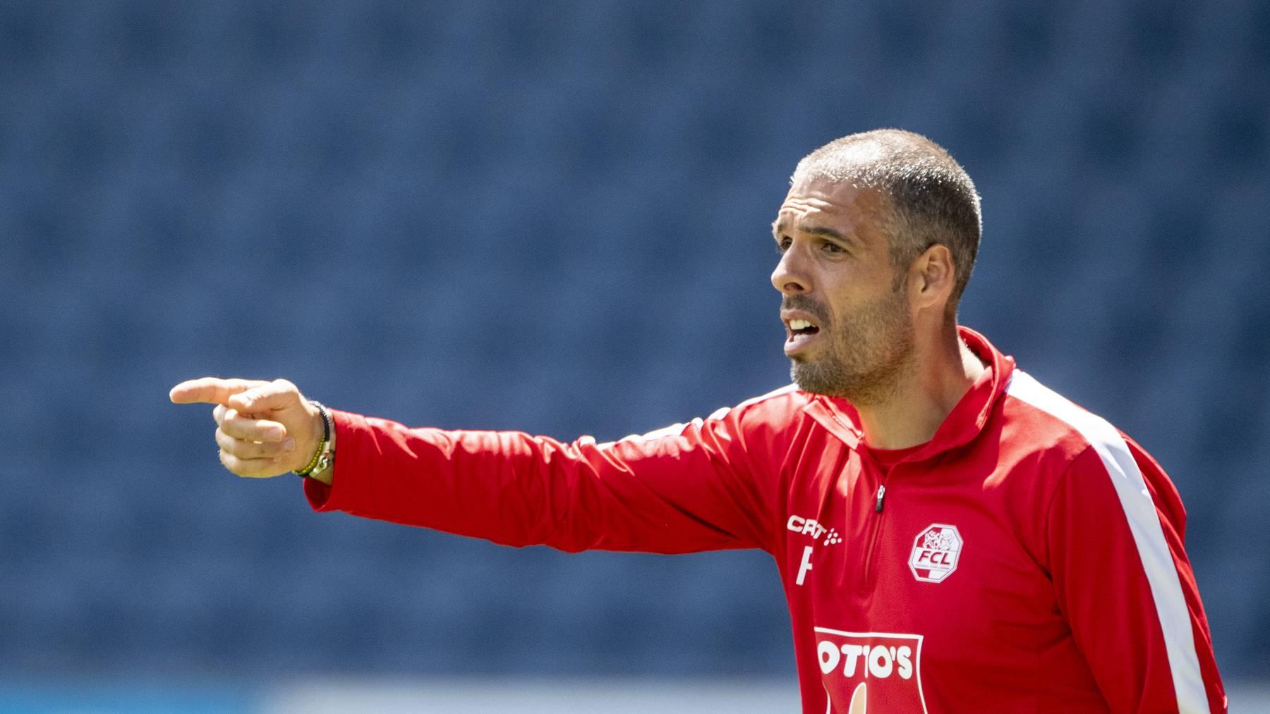 FCL-Trainer Fabio Celestini