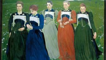 «Die Pracht der Tracht» im Kunstmuseum Solothurn