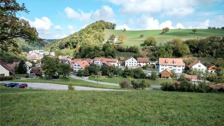 Densbüren ist eine kleine Gemeinde und hat finanziell Mühe.